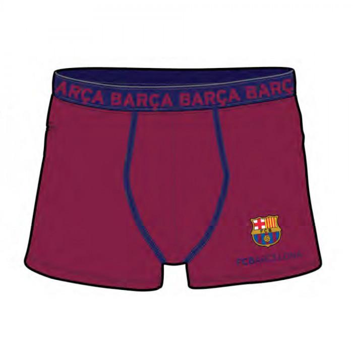 FC Barcelona KInder Boxershort rot