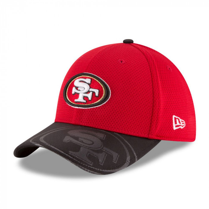 New Era 39THIRTY SIDELINE Mütze San Francisco 49ers