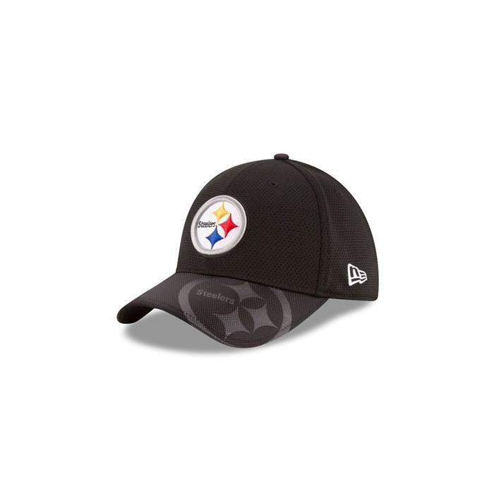 New Era 39THIRTY SIDELINE kapa Pittsburg Steelers