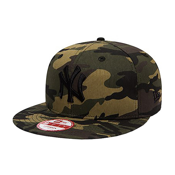 New Era 9FIFTY CAMO kapa New York Yankees