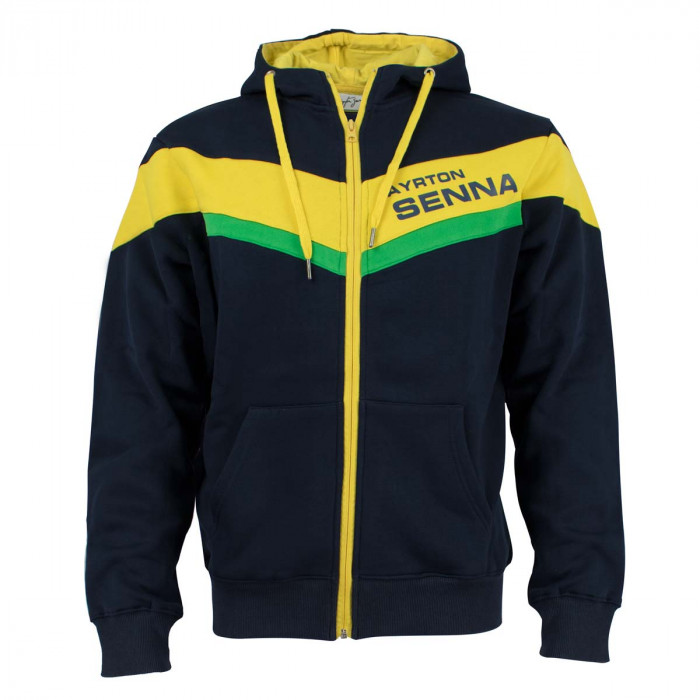 Ayrton Senna Kapuzenjacke