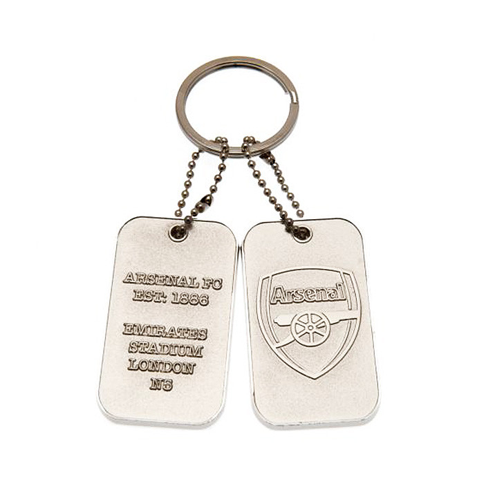 Arsenal Dog Tag obesek
