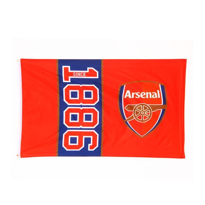Arsenal zastava 152x91