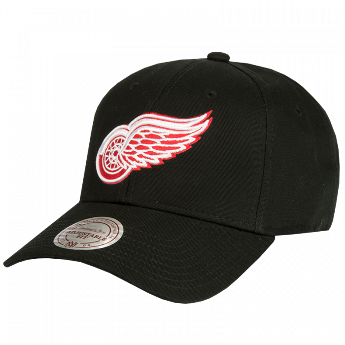 Detroit Red Wings Mitchell & Ness Low Pro kačket