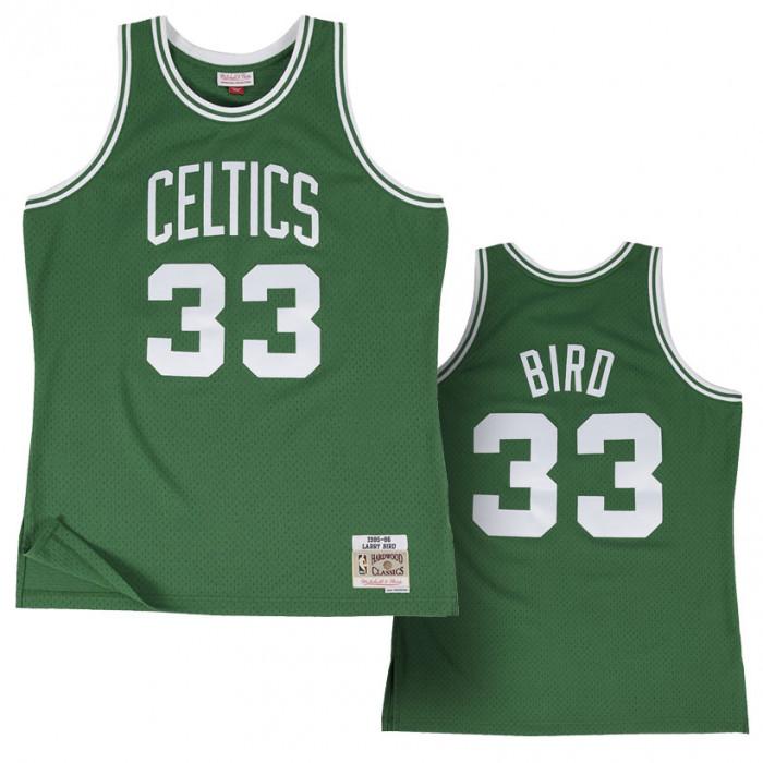 Vintage 1985-86 Larry Bird #33 Boston Celtics Jersey