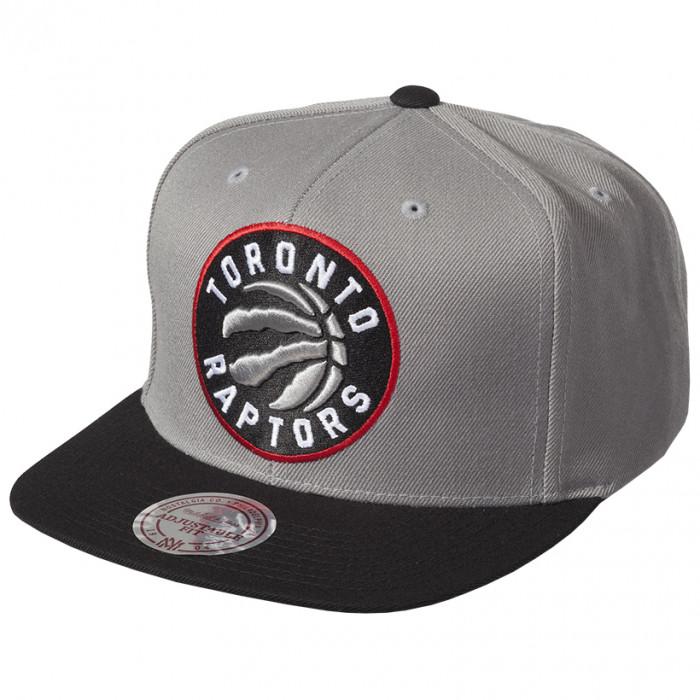Toronto Raptors Mitchell & Ness XL Logo 2 Tone kapa