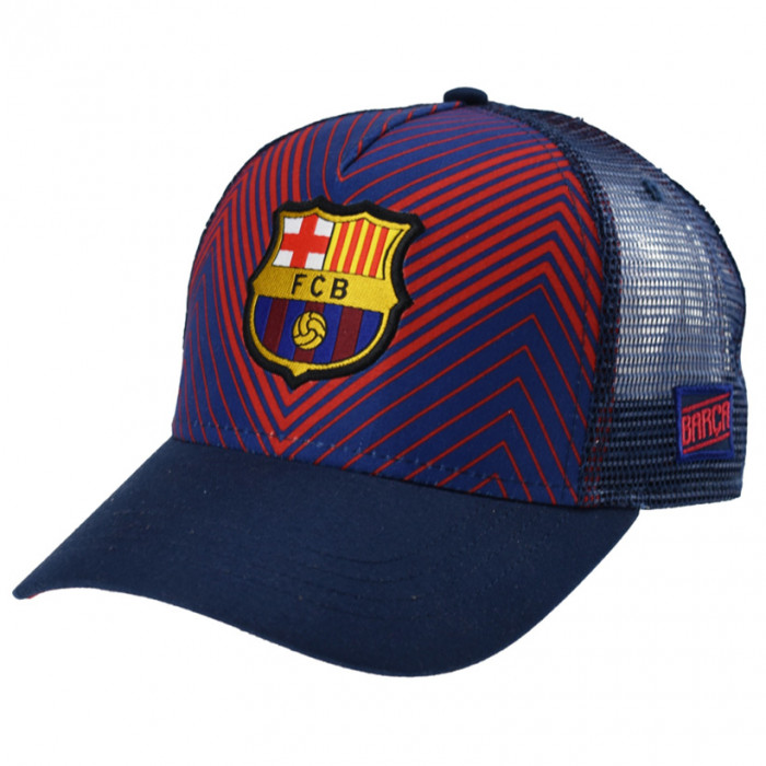FC Barcelona Summer 1st Team 2018 Trucker kapa