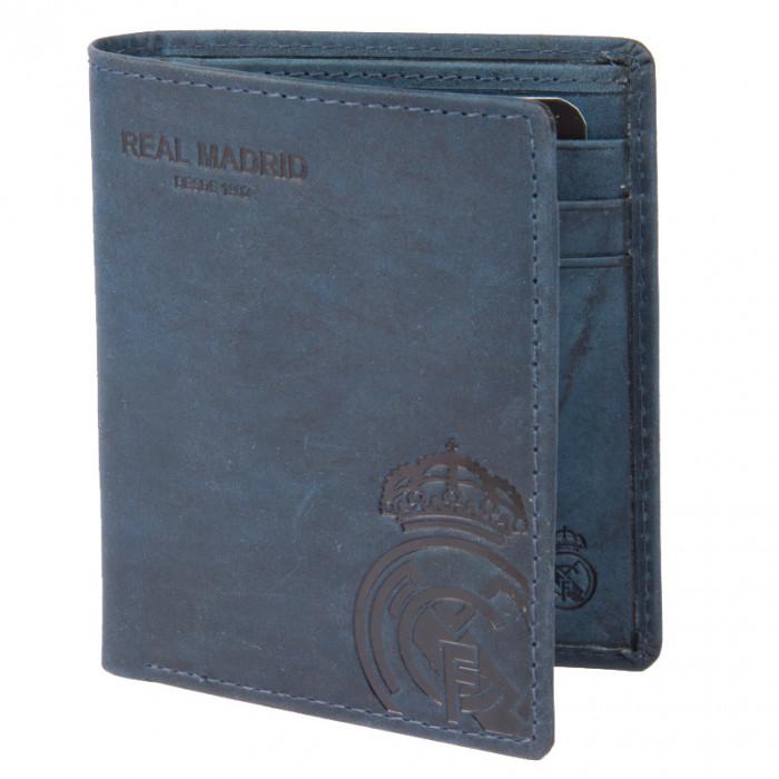 Real Madrid usnjena denarnica