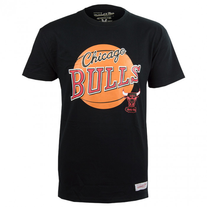 Chicago Bulls Mitchell & Ness B-Ball majica