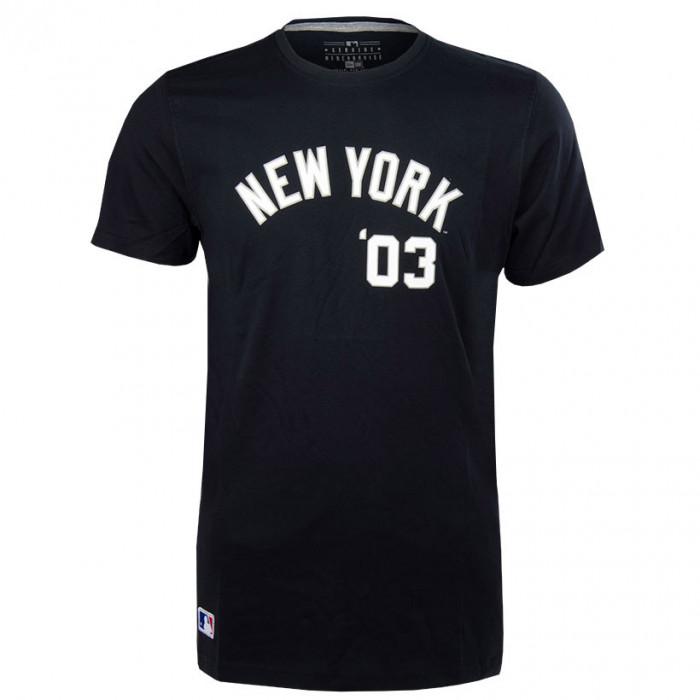 New York Yankees New Era Script T-Shirt (11569542)