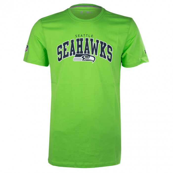Seattle Seahawks New Era Timeless Arch T-Shirt (11569479)