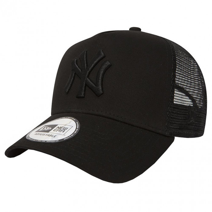 New York Yankees New Era Clean Trucker Mütze Black (11579474)