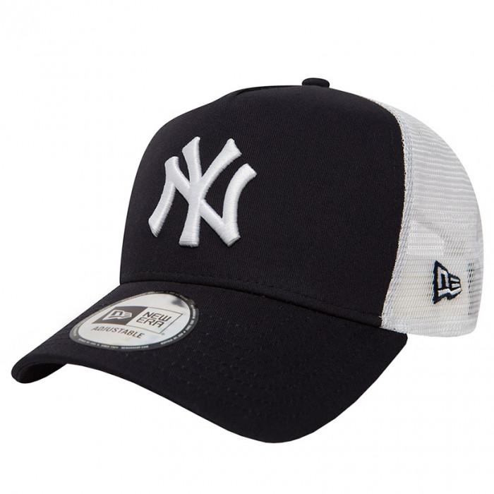 New York Yankees New Era Clean Trucker Mütze Navy (11588489)