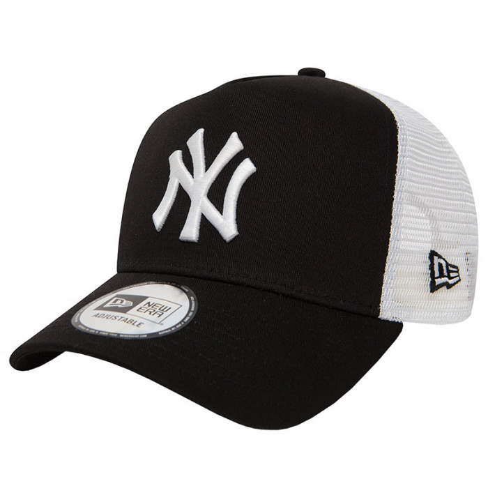 New York Yankees New Era Clean Trucker kapa Black (11588491)