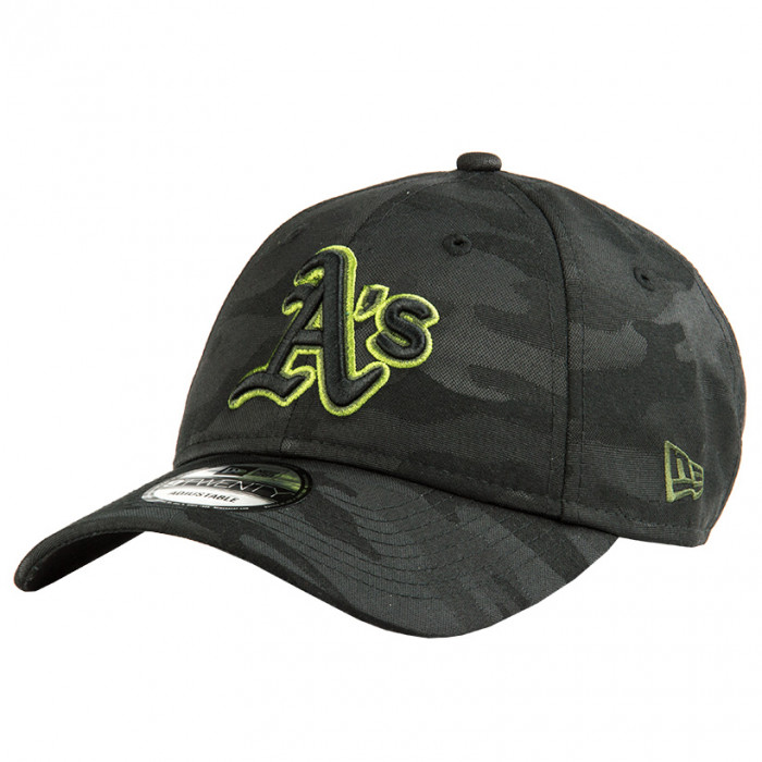 Oakland Athletics New Era 9TWENTY 2018 Memorial Day kačket (11755951)