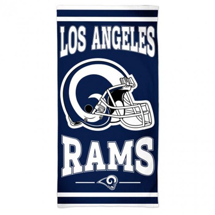 Los Angeles Rams Badetuch 75x150