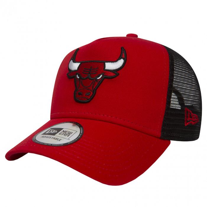 Chicago Bulls New Era Reverse Team Trucker Mütze (11586115)