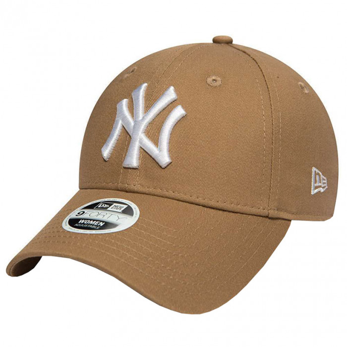 New York Yankees New Era 9FORTY League Essential Damen Mütze (80581111)