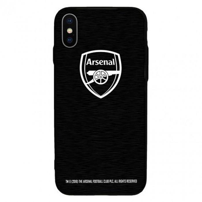 Arsenal iPhone X Aluminium Handyhülle