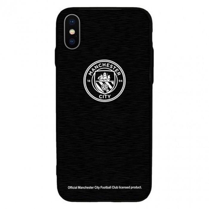 Manchester City iPhone X Aluminium ovitek za telefon