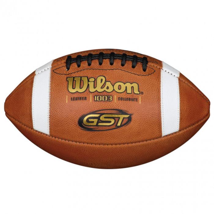 Wilson GST Ball für American Football (WTF1003B)