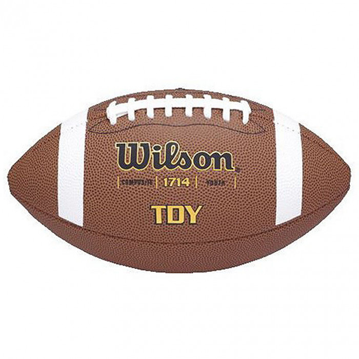 Wilson TDY Composite Youth lopta za američki fudbal (WTF1714X)