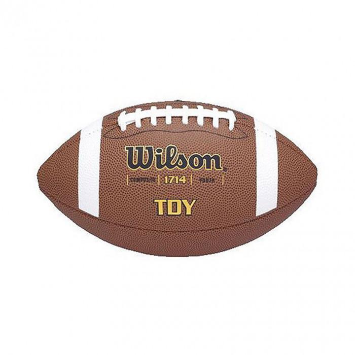 Wilson TDY Composite Youth žoga za ameriški nogomet (WTF1714X)
