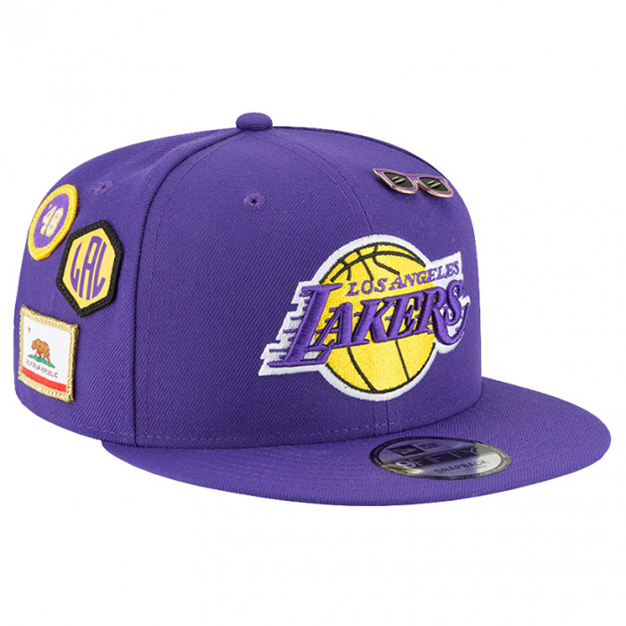 Los Angeles Lakers New Era 9FIFTY 2018 NBA Draft kačket (11609164)
