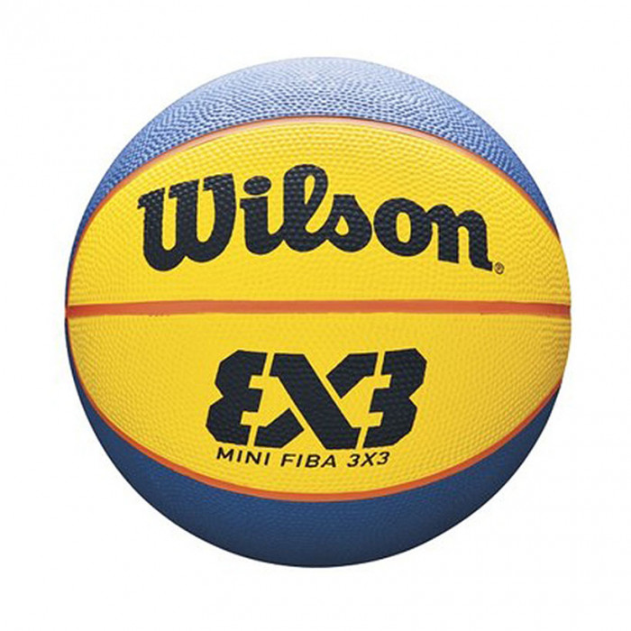 Wilson 3x3 dječja košarkaška lopta Mini (WTB1733XB)