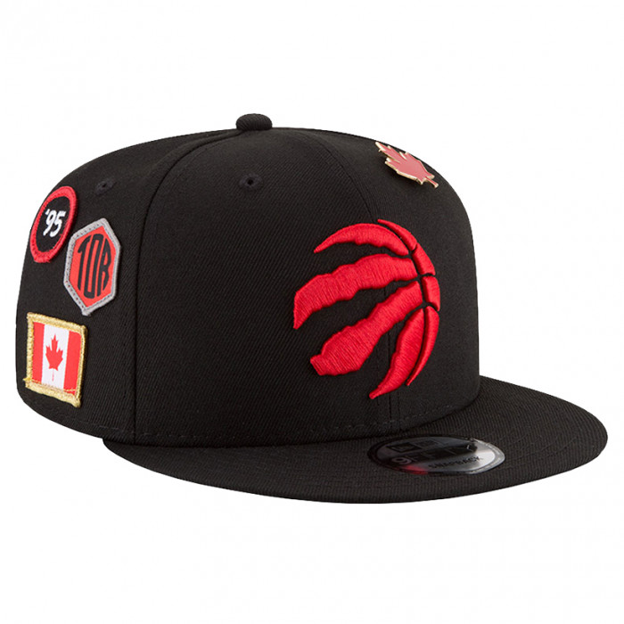Toronto Raptors New Era 9FIFTY 2018 NBA Draft Mütze (11609119)