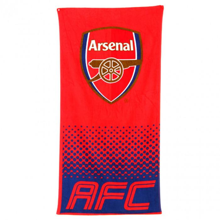 Arsenal Fade brisača 70x140