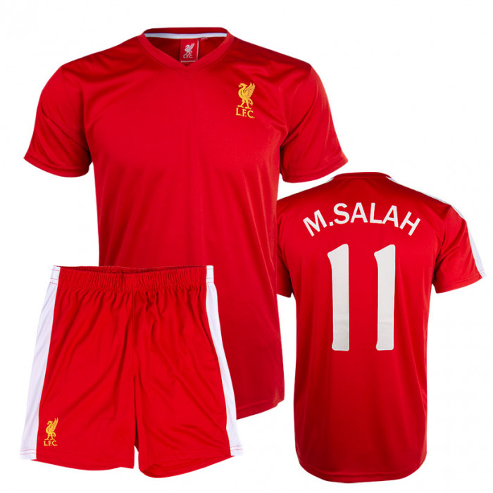 Salah 11 Liverpool Poly otroški trening komplet dres