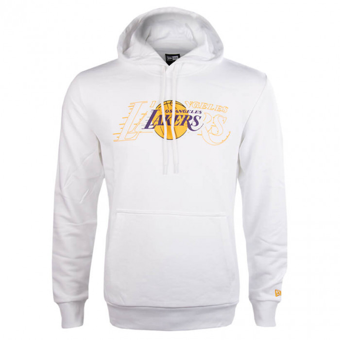 felpa nike los angeles lakers gialla