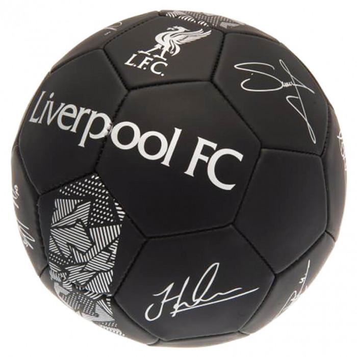 Liverpool PH lopta sa potpisima