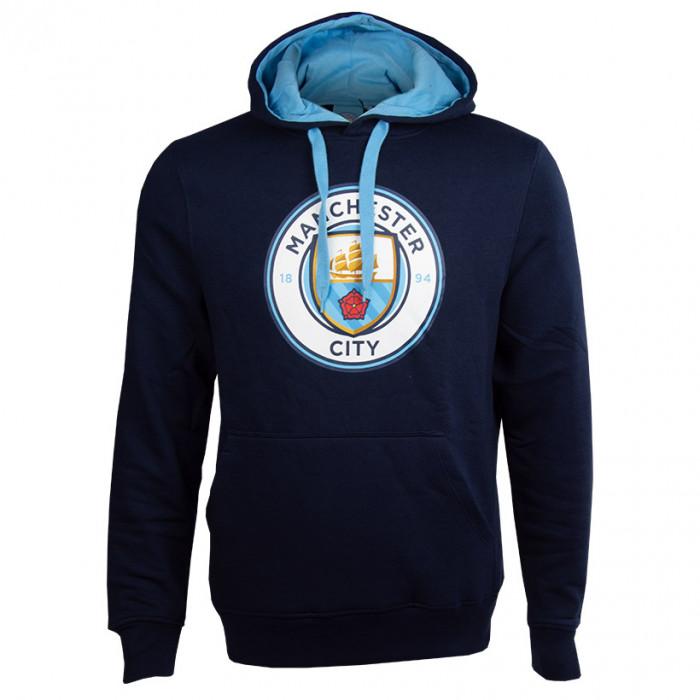 Manchester City Crest duks sa kapuljačom