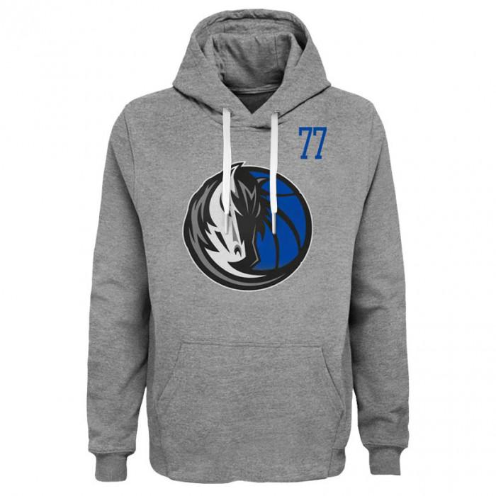 GZZ Herren Und Damen Basketball Hoodie Pullover Luka Dončić # 77 Dallas Mavericks Sweatshirt Lose Trainings- Jogging-Langarm-D/ünnjacke