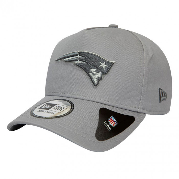 New England Patriots New Era 9FORTY A-Frame Closed Back kapa