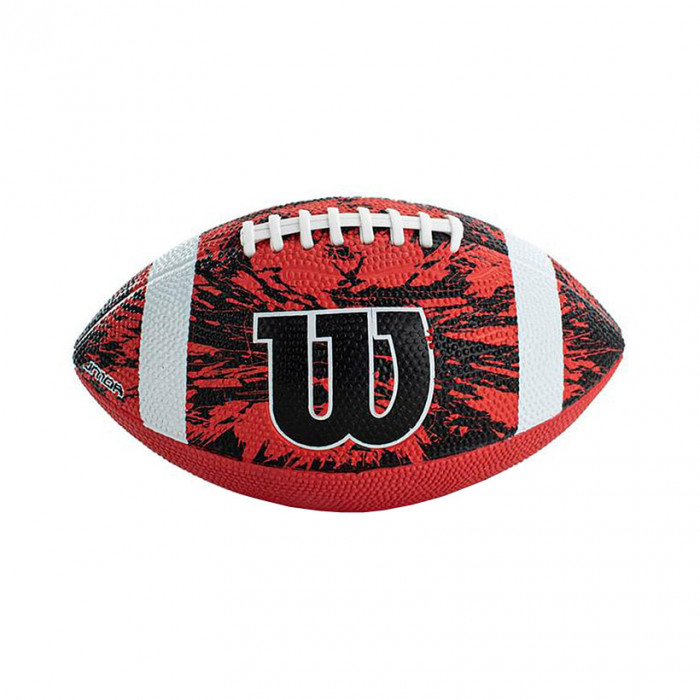 Wilson Threat Red FB Junior žoga za ameriški nogomet