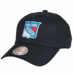 New York Rangers Mitchell & Ness Low Pro kapa