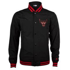 Chicago Bulls New Era Team App Pop Logo Varsity jakna