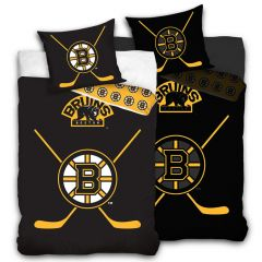 Boston Bruins Glow In The Dark posteljnina 140x200
