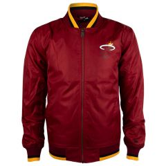 Miami Heat New Era Apparel Varsity jakna