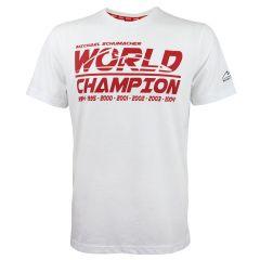 Michael Schumacher World Champion majica