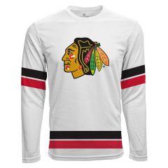 Chicago Blackhawks Levelwear Scrimmage majica dres dolgi rokav