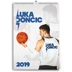 Luka Dončić LD7 koledar 2019