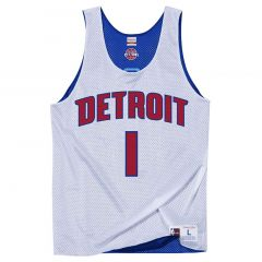 Allen Iverson 1 Detroit Pistons All Star 2009 Mitchell & Ness obojestranski Mesh Tank Top
