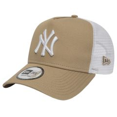 New York Yankees New Era Trucker League Essential A Frame kapa