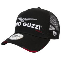 Moto Guzzi New Era Trucker Worn A Frame kapa
