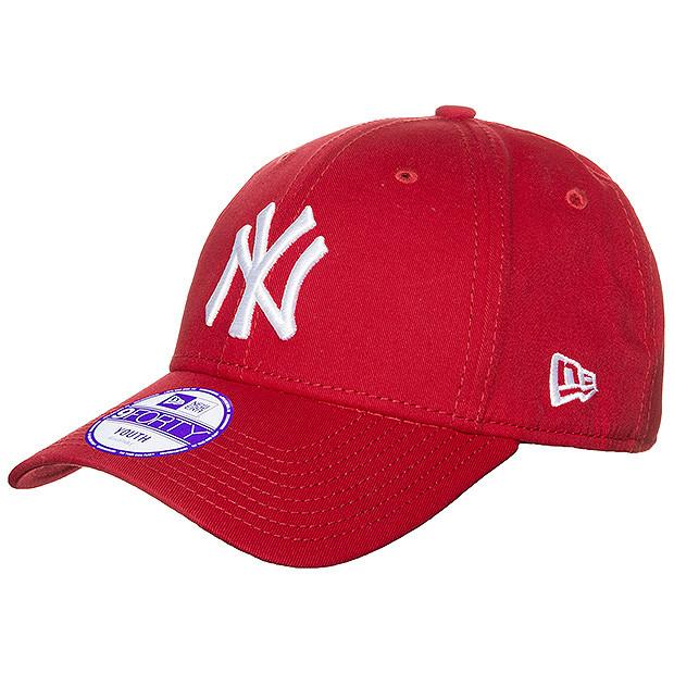 NEW ERA 9 FORTY CAP regolabile NEW York Yankees la LEGA 9 FORTY
