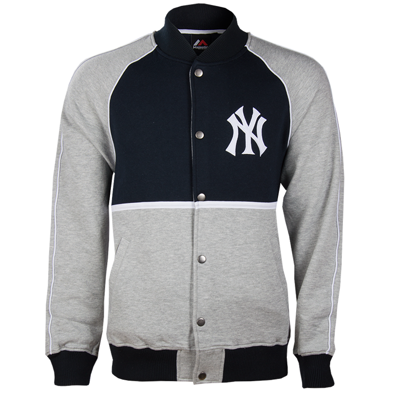 lower price with 4207d d676c New York Yankees Majestic Athletic Letterman giacca (MNY3774NL)